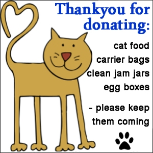 thankyou for donating
