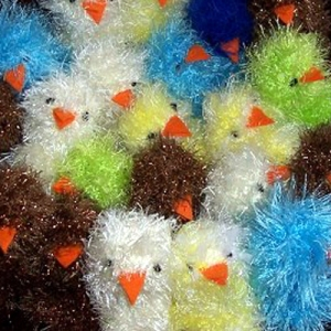 Easter Chicks by Linda Nielson - so cute!!!